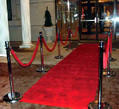 Red Carpet Hire in Cheshire